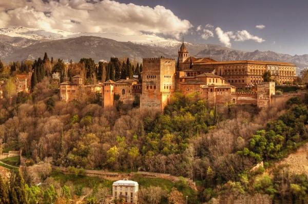 Granada, Spain. I miss this city