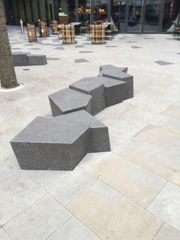 644 best landscape l street furniture images on pinterest for Urban furniture