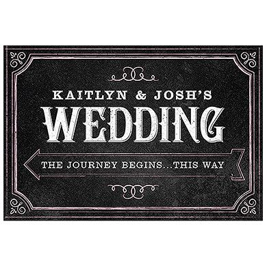25 Best Ideas About Wedding Direction Signs On Pinterest