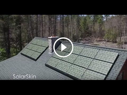 Painéis solares com estilo e eficiência                                           Desenvolvida para camuflar as placas solares em cima dos telhados, a tecnologia SolarSkin, permite personalizar os painéis combinando com a cor do telhado sem prejudicar o visual do empreendimento e a geração de energia. Veja mais notícias em:... construindo painel fotovoltaico, construindo painel solar, construindo painel solar caseiro dicas células fotovoltaicas, construindo painel so