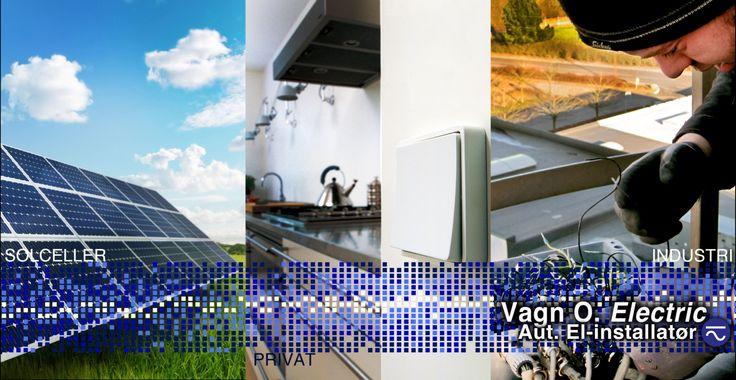 Vagn O. Electric har stor erfaring inden for salg, rådgivning og installation af solceller i Rødding og Kolding og omegn. Læs meget mere på hjemmesiden.