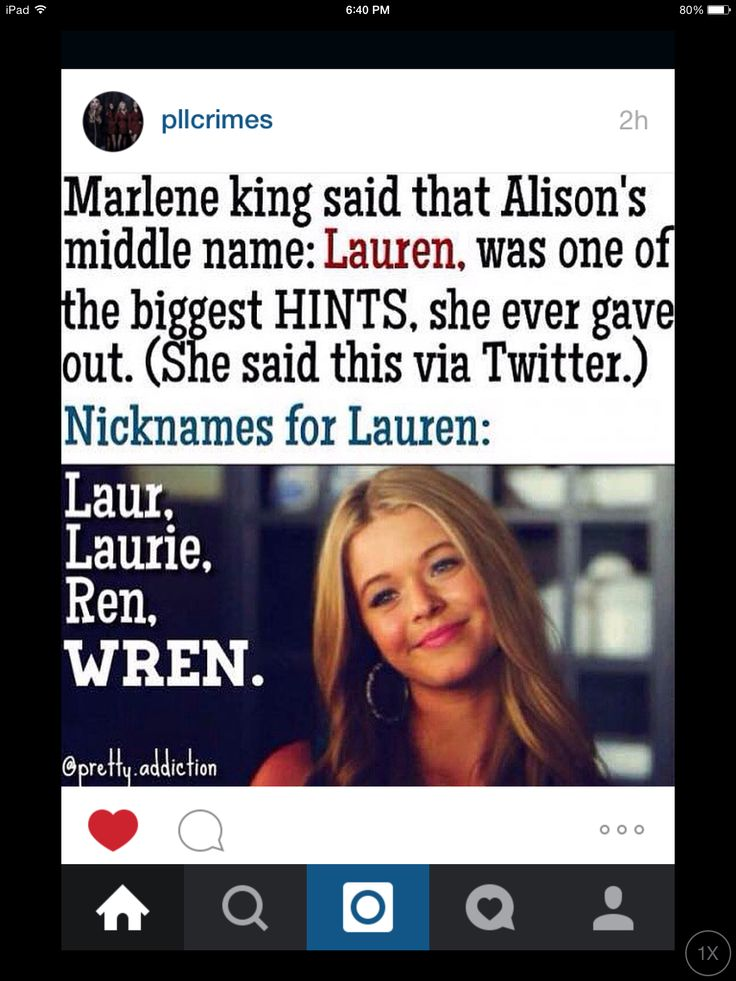 What does this mean?!?!?! We haven't even seen Wren in FOREVER!