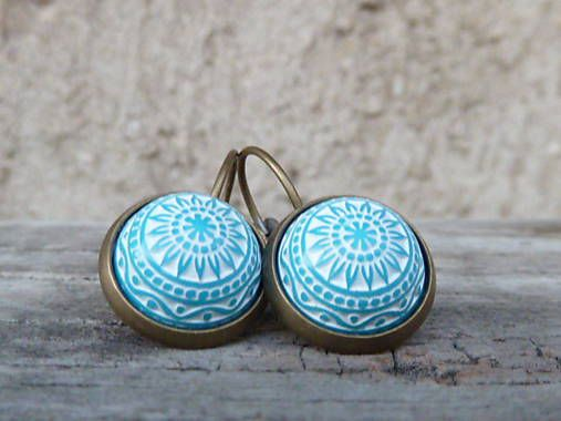 KetyS / Sommer feeling ... turquoise mosaic