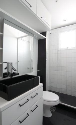 Banheiro Pequeno - Casa e Decoração - UOL Mulher