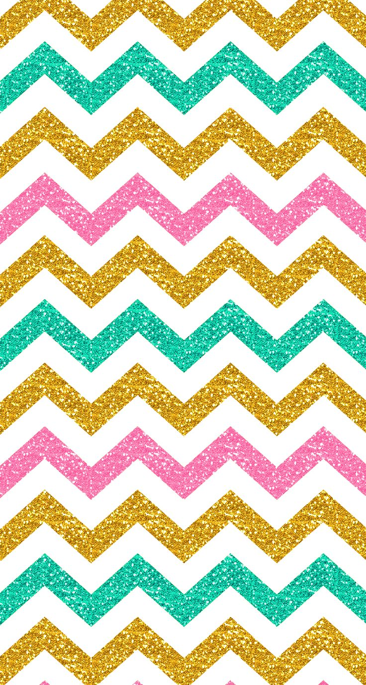 pastel glitter chevron iphone wallpaper spring fondos