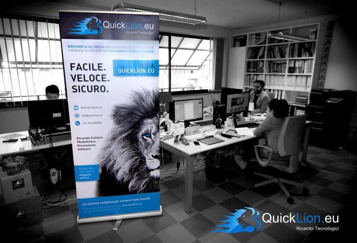Work in progress QuickLion to EXPO 2015  Veniteci a trovare all' ITALIAN MAKERS VILLAGE http://www.quicklion.eu/ #expo2015 #IMV