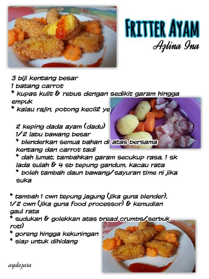 Fritter Ayam