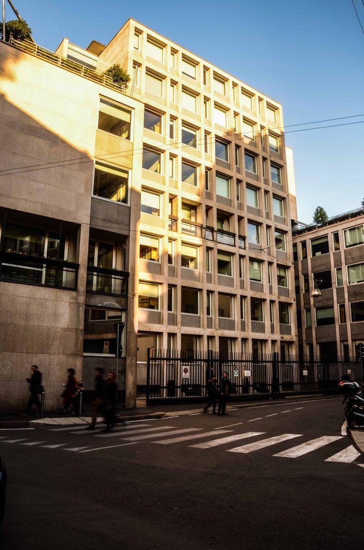 """""""La Centrale""""  - P. Lingeri - Milan. PH Giovanni Degli Uberti"""