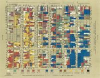 The book Hull House Maps and Papers, published in 1895, is a series of essays and statistical information collected by Florence Kelley and her colleagues at Hull House, the settlement house at 335 South Halsted Street.
