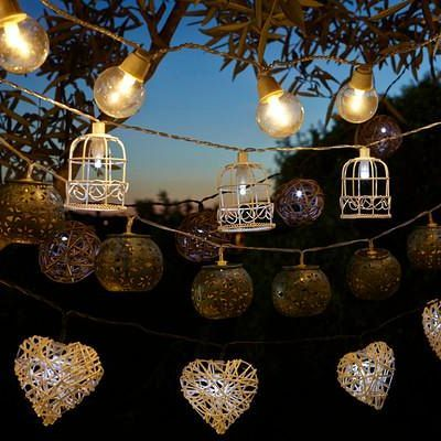 Contemporary outdoor string lights - ideapedia, the idea hub