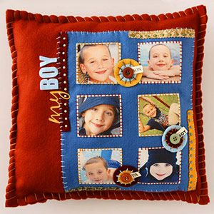 not only would this be a great gift for grandparents, but i am so doing this for our son when he goes off to college. a little piece of home wherever he goes!