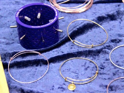 How to set up the Artistic Wire 3D Bracelet Jig