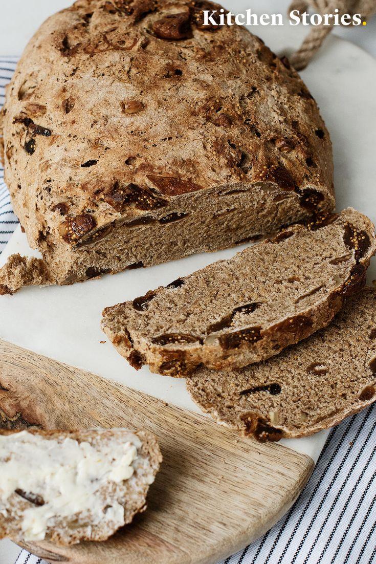 Feigen-Walnuss-Brot – Kitchen Stories