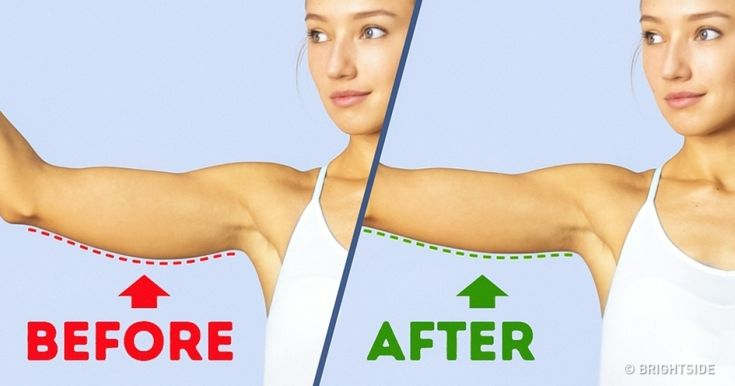 6 Brilliant Exercises for Beautiful Arms