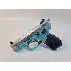 Tiffany Blue Ruger SR22 Pistol