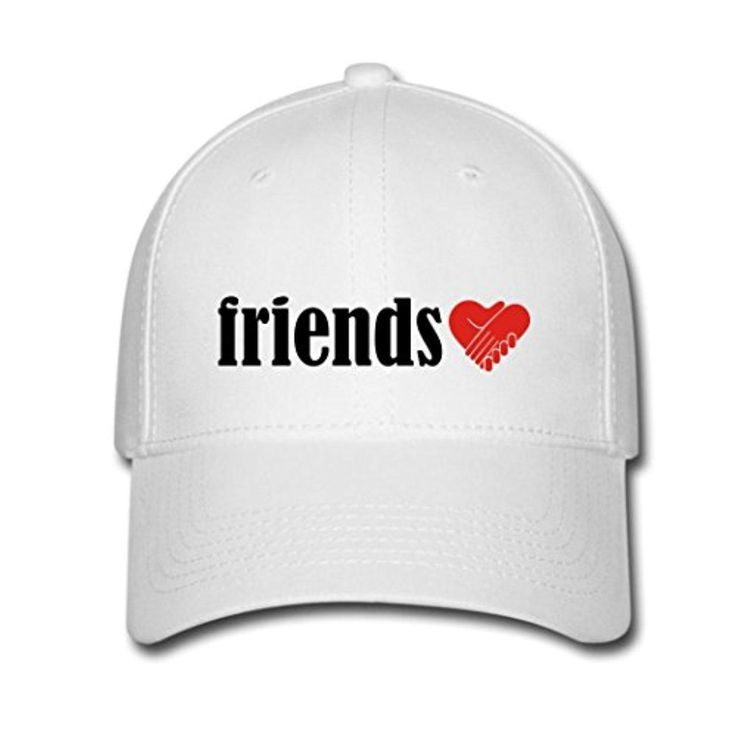 Original Design S7H3H9PHYLLI Male To Be Friends Baseball Cap Outdoor hat Sport Cool Sun Caps - Brought to you by Avarsha.com