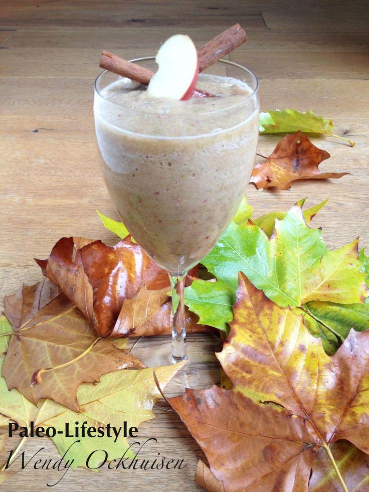 Herfst smoothie