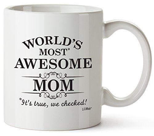 Mom Gifts Funny Christmas Mothers Day Gift, Mommy Best Ev