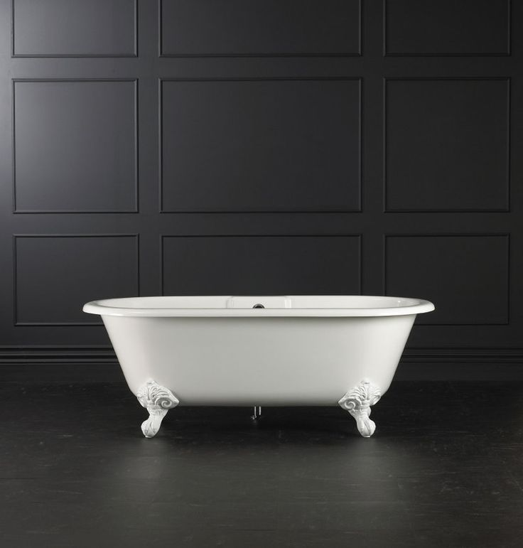 clawfoot tub victoria albert home pinterest