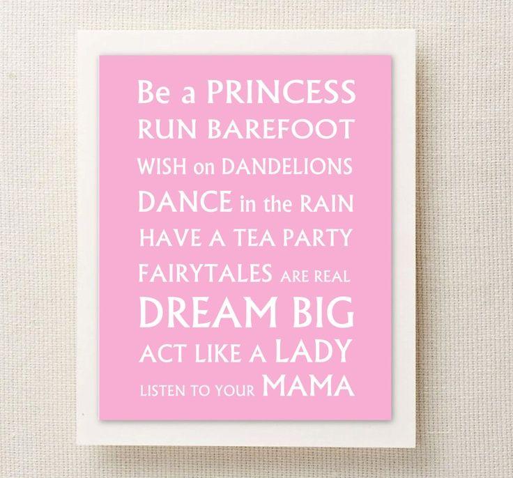 Pinterest Girl Wall Decor :