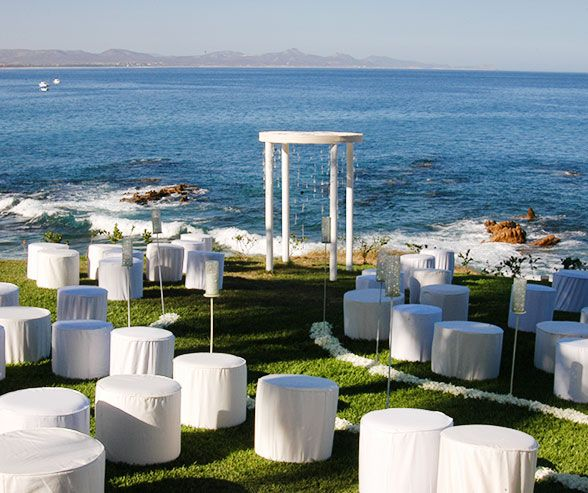 Diy Beach Wedding Altar: 1000+ Ideas About Outdoor Wedding Altars On Pinterest