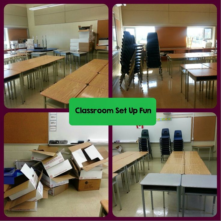 How to Set Up a Middle School Classroom