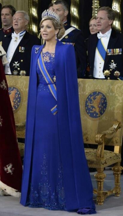 Queen Maxima!