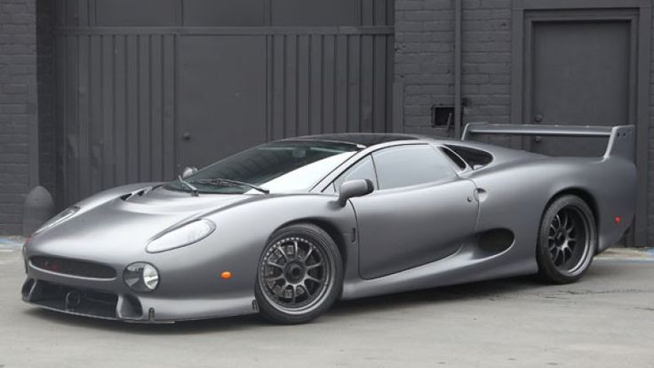 With only 350 cars built, the Jaguar XJ220 is a collector's item, but some examples are rarer than others.