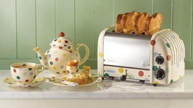 Emma Bridgewater Toaster | Classic Range | Breakfast | Dualit #myperfecttoast www.myperfecttoast.com