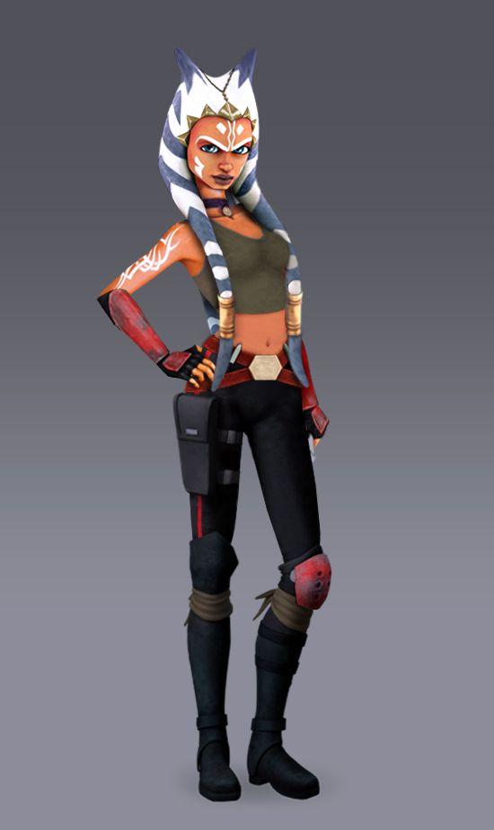 Star Wars Rebels Ahsoka | Media RSS Feed Ahsoka Tano - Star Wars Rebels - ah-oh (view original)