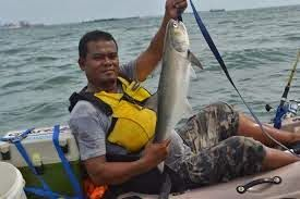 Best Trout Fishing In US: Ikan Tamok 1 Kg Port Dickson