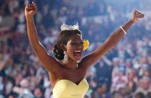 Miss America 2004 - Erika Dunlap