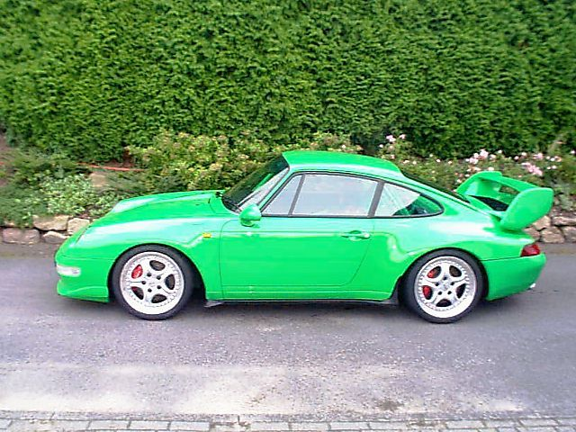 porsche signal green sold cars porsche 911 993 rs. Black Bedroom Furniture Sets. Home Design Ideas