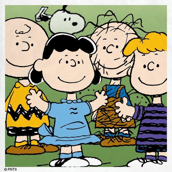Snoopy photobomb!
