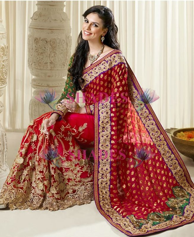 Shades and You offering Wedding Sarees to sell and export worldwide to interested buyers.  http://www.shadesandyou.com  #BuySaree #BuyDesignerSaree #OnlineFashionStore #DesignerSarees #SareesOnline