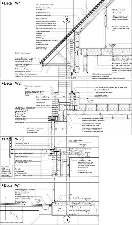 ARQUIMASTER.com.ar | Proyecto: Vivienda Church Mount (Hampstead, Londres, Reino Unido) - Allan Rosenberg Architects | Web de arquitectura y diseño
