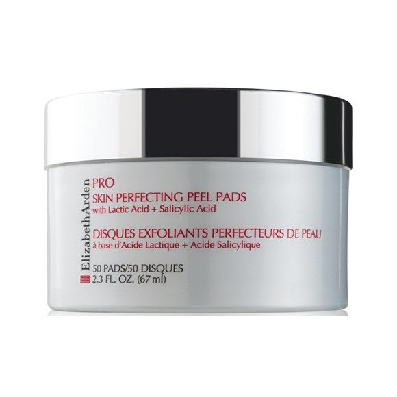 Elizabeth Arden PRO Skin Perfecting Peel Pads. We cant wait for these to arrive for you all
