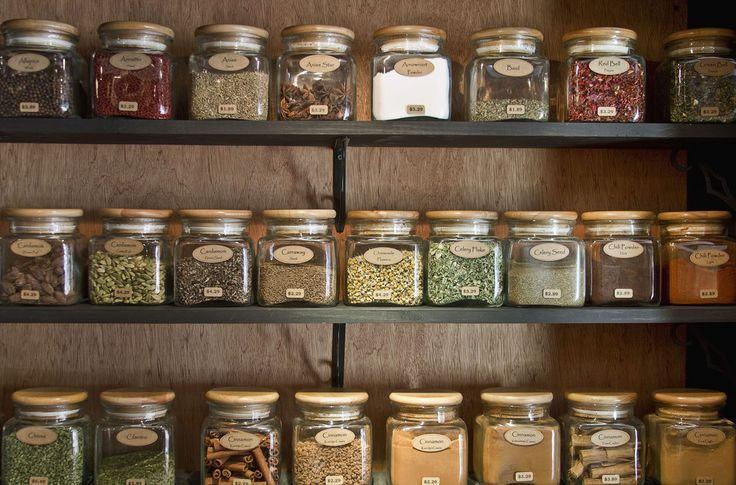 What is the Shelf Life of Spices and Herbs and How to Store Them