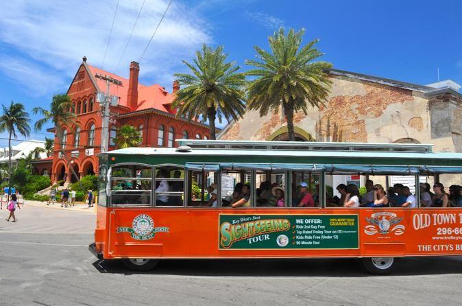 Key West Hop-On Hop-Off Trolley Tour - TripAdvisor