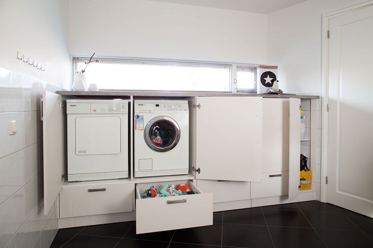 15 best images about laundry room on pinterest ideas for Berging inrichten