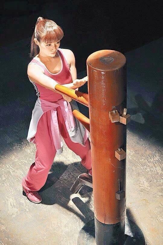 how to make a wing chun wooden dummy