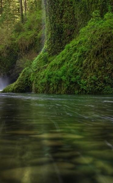 Punch Bowl Falls | Travel | Vacation Ideas | Road Trip | Places to Visit | OR | Natural Feature