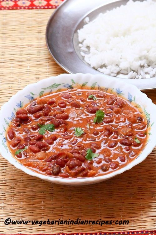Kashmiri rajma / kashmiri rajma masala curry is a tasty side dish for rice made with kidney beans. It is a wonderful dish from Kashmir. There are two varieties of rajma available: one is the red variety from Kashmir and the other is from Punjab. The red rajma is used in making Kashmiri rajma curry....Read More »