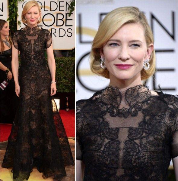 Golden Globe 2014: Cate Blanchett