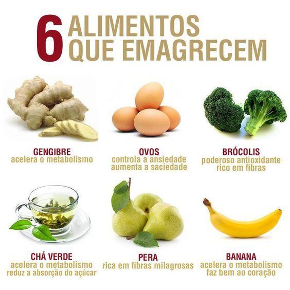 Alimentos poderosos... Saiba como você vai emagrecer sem sofrência!  Visite o site!