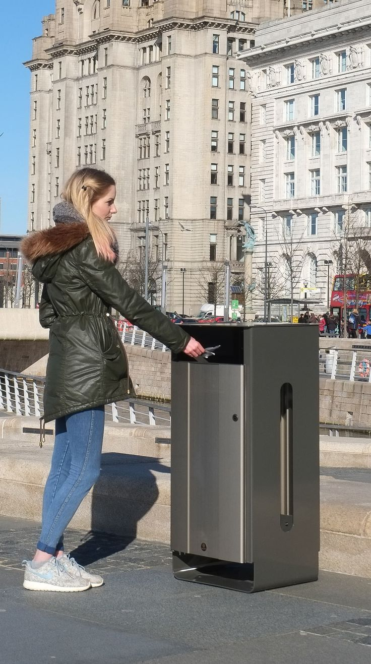 A contemporary twist on a classic metal litter bin, Electra 85 combines stylish simplicity with exceptional strength and functionality. Designed with the modern environment in mind, the unique aesthetic of the Electra 85 litter bin will transform any location.