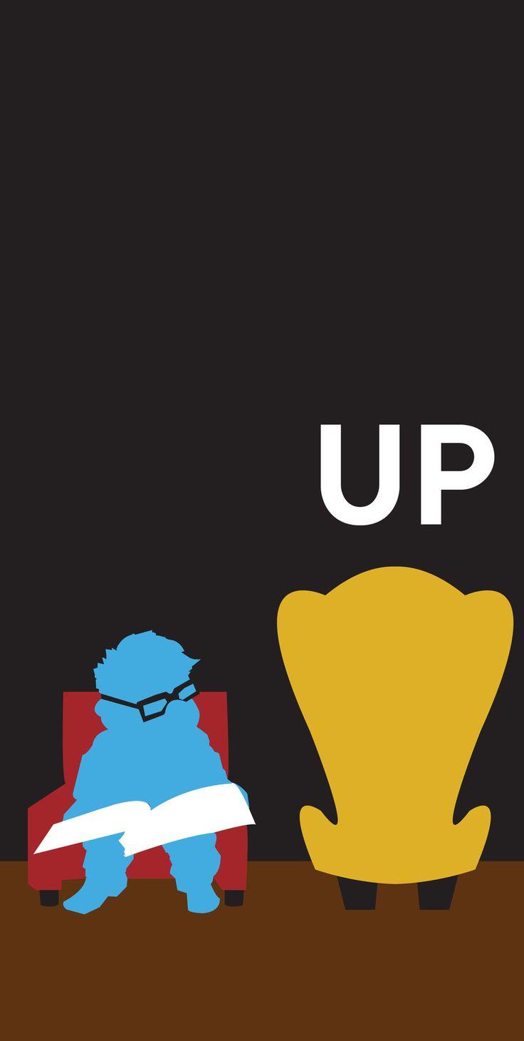 UP Minimalist Disney Poster by ~BryceDoherty