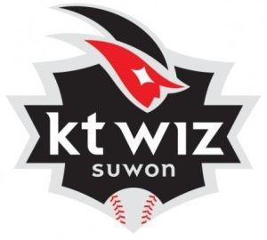 Suwon KT Wiz Baseball Team emblem