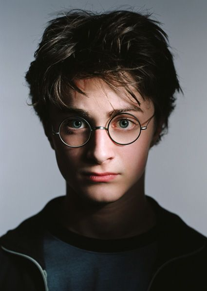 Harry Potter (Daniel Radcliffe) - Harry Potter