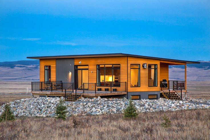 These amazing prefab homes are move-in ready in just 6 months